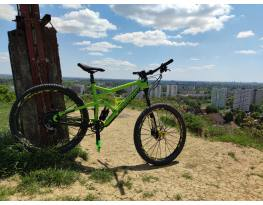 Cannondale Jekyll Carbon 1 2016 M