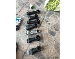 Syntace, Bontrager, scape, interlock, x-act, stb
