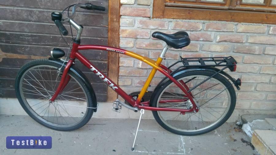 Trek Super Sport Cruiser kerékpár eladó!