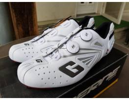 Új Gaerne damilos Carbon talpú országúti cipő 42