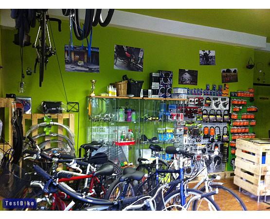 Bike Center Kerékpárüzlet kerékpárbolt