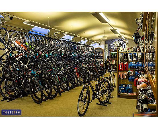 K2 Bike Shop kerékpárbolt