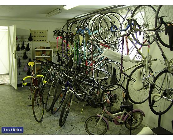 Kontra kerékpár kerékpárbolt