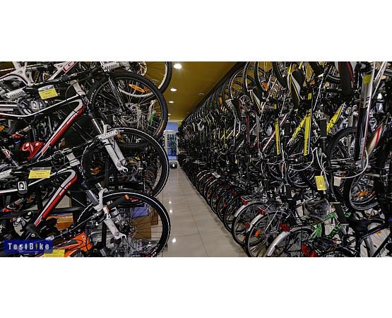 Speed Bike II. kerékpárbolt