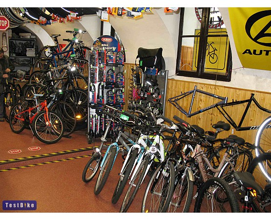 Zöld Pont Kerékpár kerékpárbolt