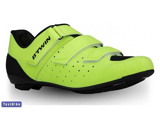 Btwin 500 2019 kerékpáros cipő kerékpáros cipő