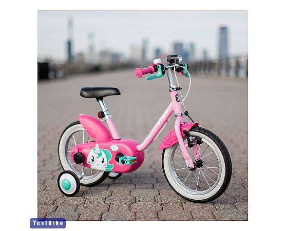 Btwin 500 Unicorn 2018 gyerek kerékpár