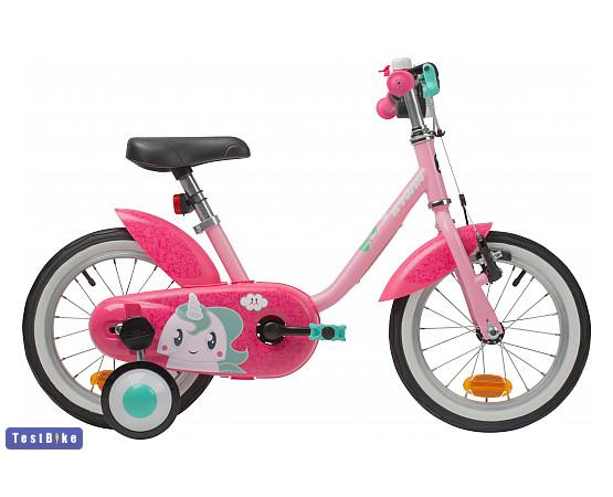 Btwin 500 Unicorn 2018 gyerek kerékpár gyerek kerékpár