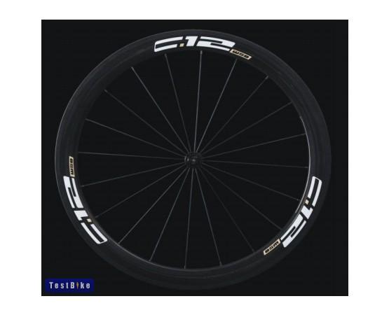 C12 W50S Tubular Superlight 2013 komplett kerék komplett kerék