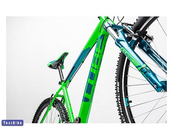 Cube Aim 2017 mtb, Zöld-kék