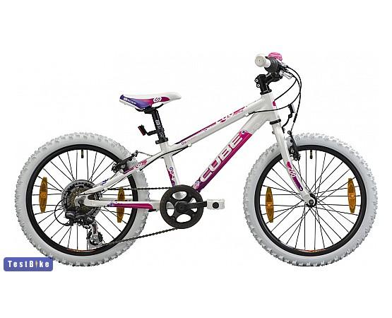 Cube Kid 200 2012 gyerek kerékpár, Lila
