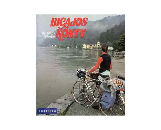 Dr. Nagy Sándor - Bicajos könyv 1998 egyéb cuccok