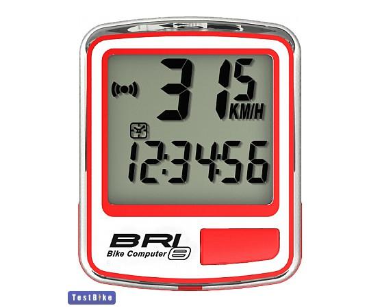 Echowell BRI-8 2014 km óra/óra, Fehér-piros km óra/óra