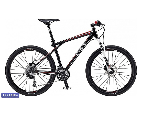 GT Avalanche 3.0 2012 mtb, Fekete