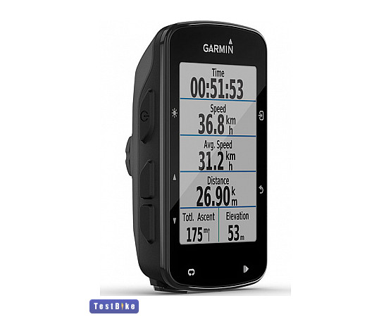 Garmin Edge 520 Plus 2020 km óra/óra