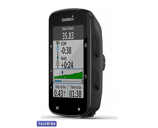 Garmin Edge 520 Plus 2020 km óra/óra