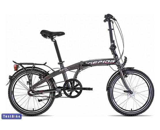 Gepida Bleda 200 2019 városi/cruiser/fitnesz