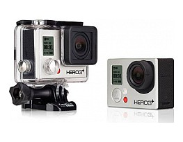GoPro HD Hero3+ Silver Edition 2014