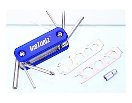 IceToolz 21 funkciós szerszámkészlet szerszám