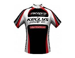 Kellys Pro Team rövid ujjú 2012
