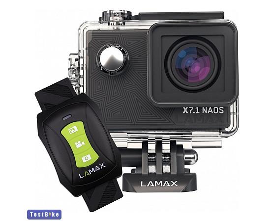 Lamax X7.1 Naos 2021 video/dvd