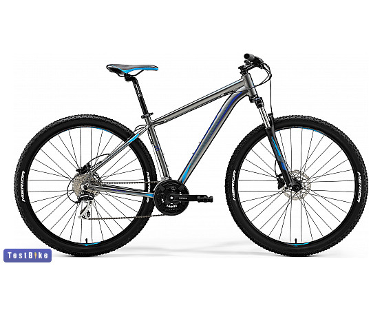 Merida Big.Nine 20-D 2018 mtb