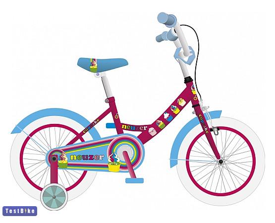 Neuzer BMX 16 2020 gyerek kerékpár
