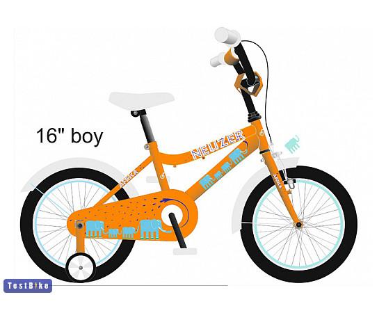 Neuzer BMX 16 2020 gyerek kerékpár gyerek kerékpár