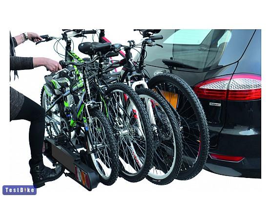 Peruzzo Pure 4 kerékpár 2016 kerékpártartó