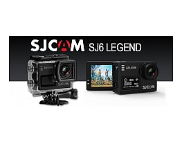 SJCam SJ6 Legend video/dvd