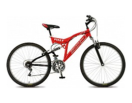 Schwinn-Csepel Boss Fully 2012