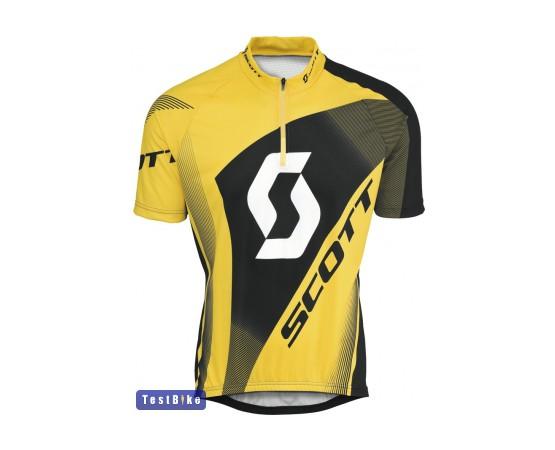Scott Authentic S/S 2015 mez, Fekete-sárga mez