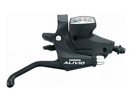 Shimano Alivio (ST-M410) fékváltó kar