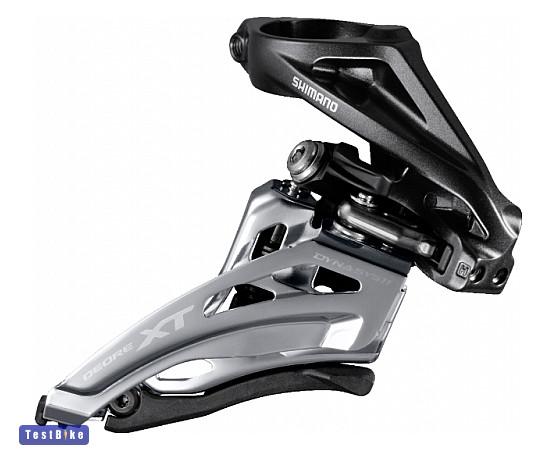 Shimano Deore XT 2019 első váltó első váltó