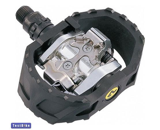 Shimano PD-M424 (Deore) 2020 patentpedál patentpedál