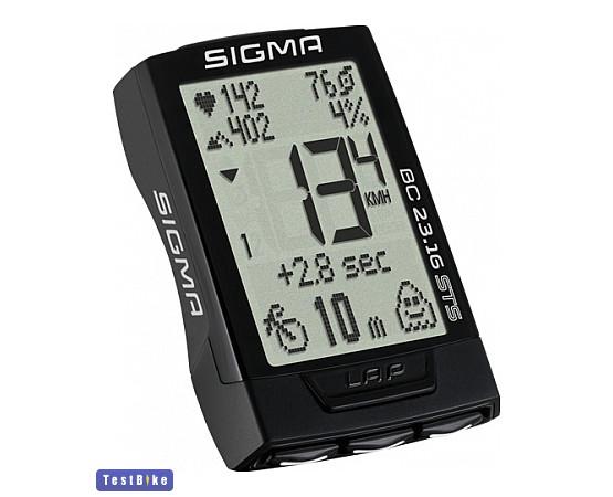 Sigma BC 23.16 STS CAD 2019 km óra/óra