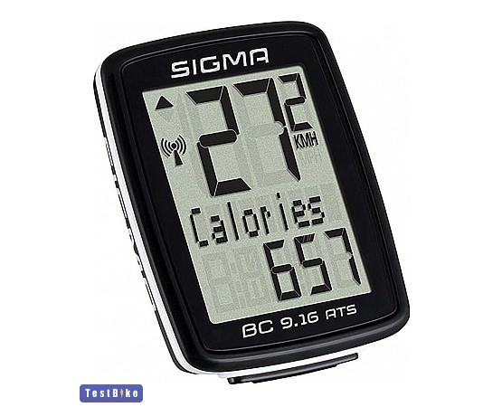 Sigma BC 9.16 ATS 2021 km óra/óra