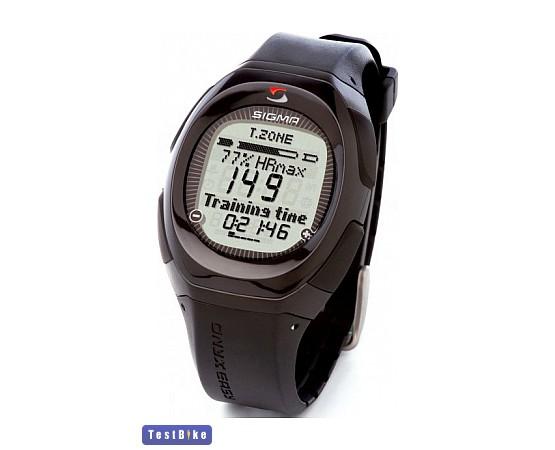 Sigma Onyx Easy Pulzusmérő karóra 2015 km óra/óra