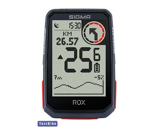 Sigma Rox 4.0 2021 km óra/óra km óra/óra