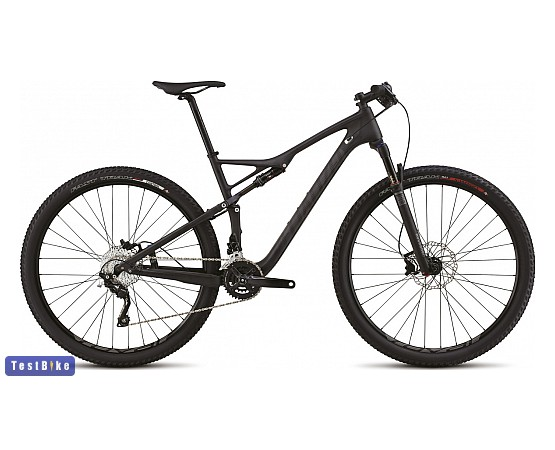 Specialized Epic Comp Carbon 29er 2016 mtb, Matt fekete karbon