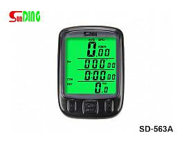 Sunding SD-563A 2021 km óra/óra