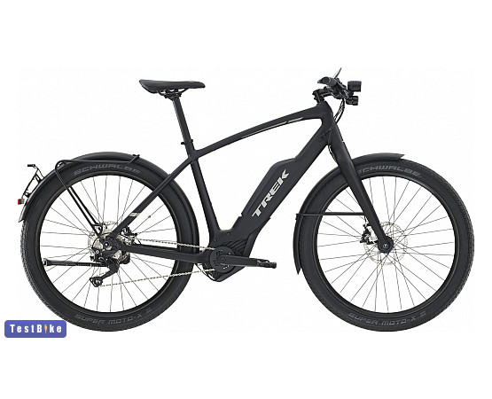 Trek Super Commuter 7+ 2019 ebike / pedelec