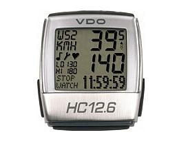 VDO HC 12.6 km �ra/�ra