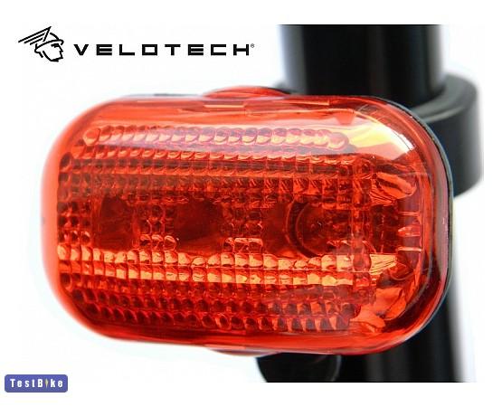 Velotech 3 LED 2016 lámpa