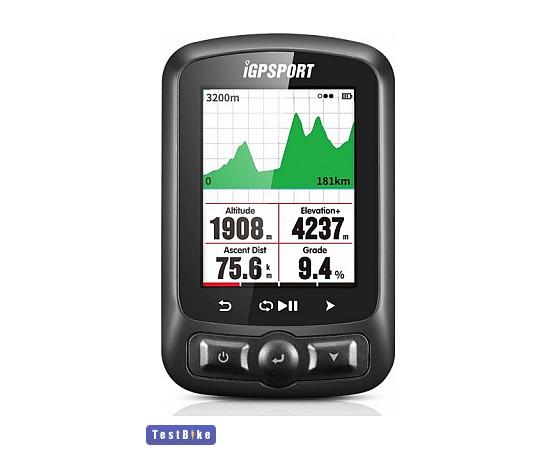 iGPSport IGS618 2021 km óra/óra