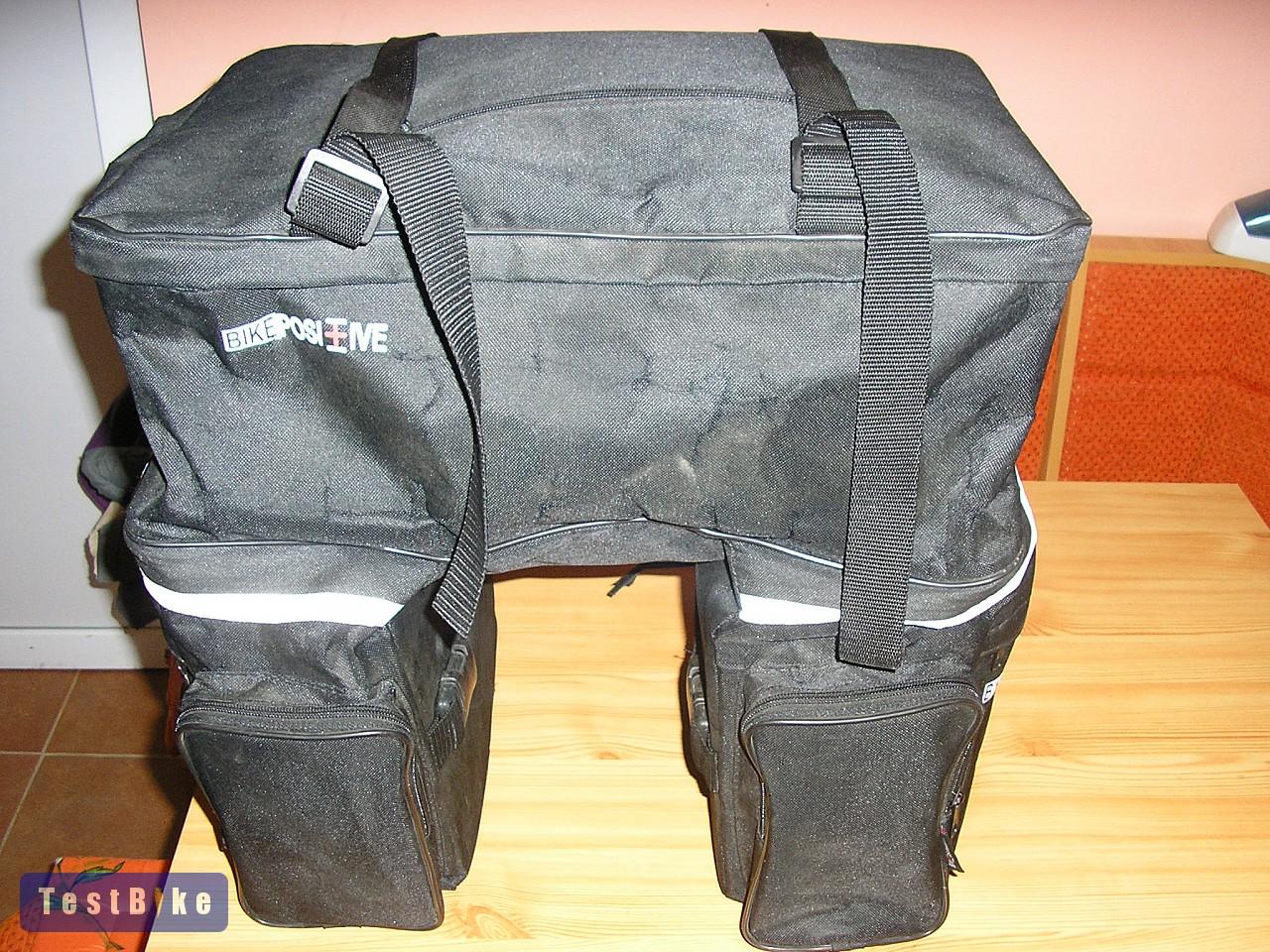 012891eaeb0f Teszt: Bike Positive túratáska hátizsák/táska $ vásárlás, árak