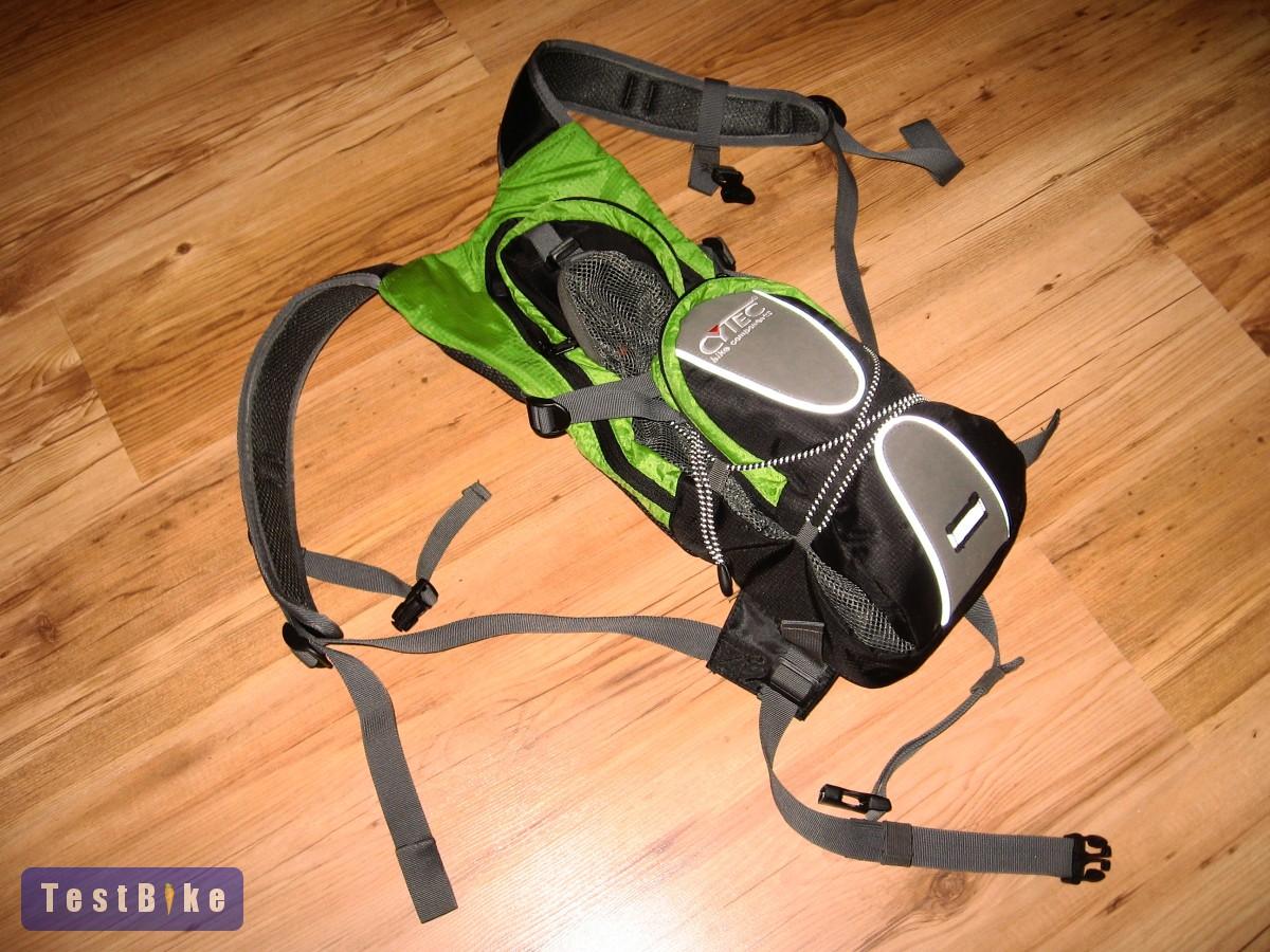 Teszt  Cytec Liquid Pro hátizsák táska   vásárlás 24aab58409
