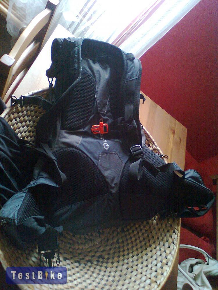 Teszt  Quechua Trail hátizsák táska   vásárlás 7cee5b9b45