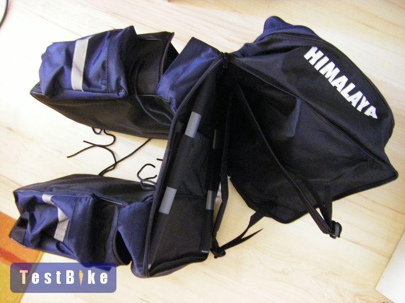 Teszt  Himalaya II. túratáska hátizsák táska   vásárlás 8ad50c05ca