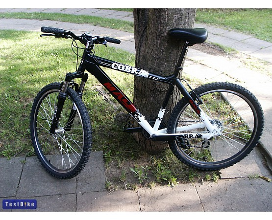 Mali Cobra 2008, Cheesy k�pe mtb